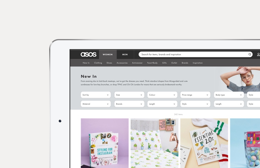 Protected: ASOS Category Page