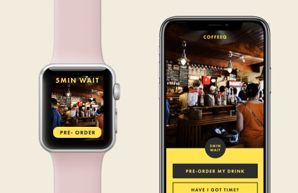 Protected: CoffeeQ app